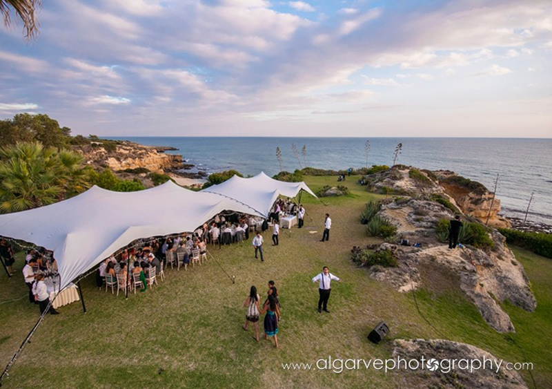 Algarve Marquee Hire, Weddings in the Algarve, Portugal