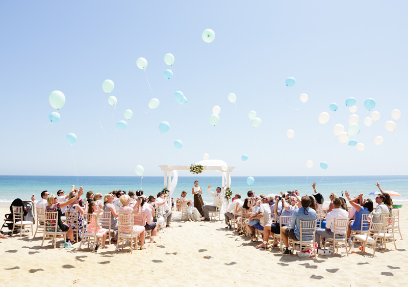 Wedding Ceremonies in the Algarve, Portugal