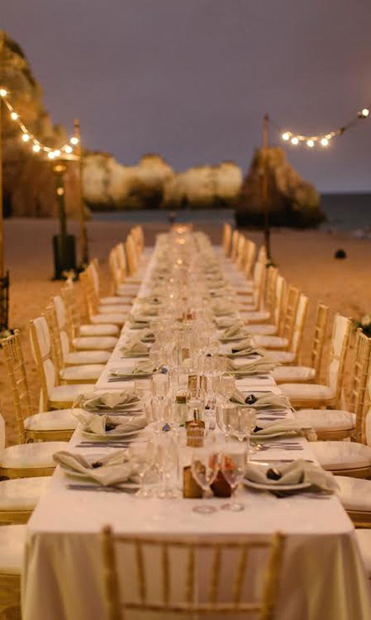 Marquee Hire and Equipment Hire in the Algarve, Portugal