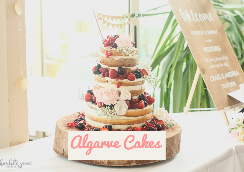 Wedding Cakes, Algarve, Portugal