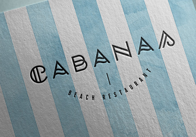 Cabanas Beach Restaurant, Algarve, Portugal
