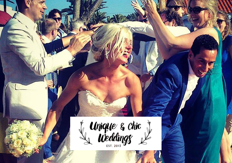 Unique & Chic Weddings, Algarve, Portugal