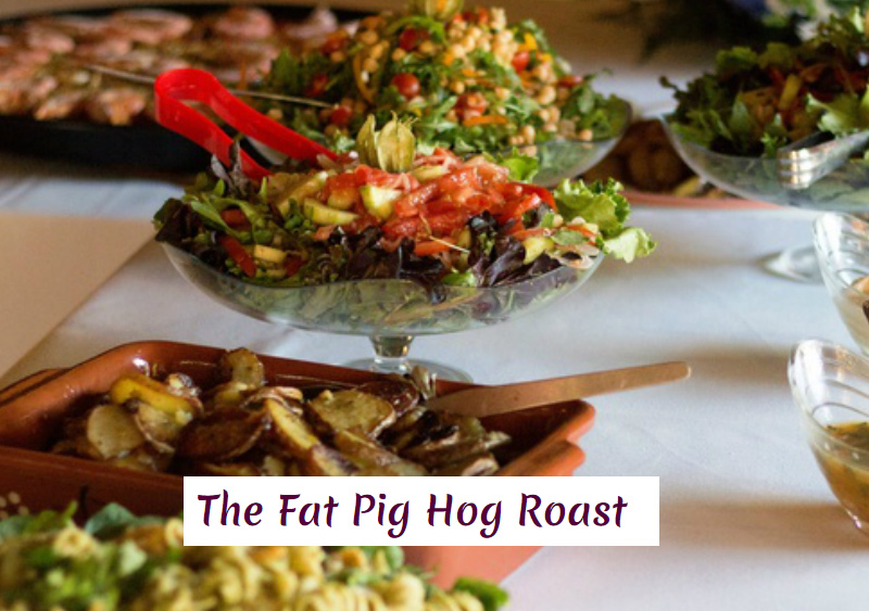 The Fat Pig Hog Roast, Algarve, Portugal