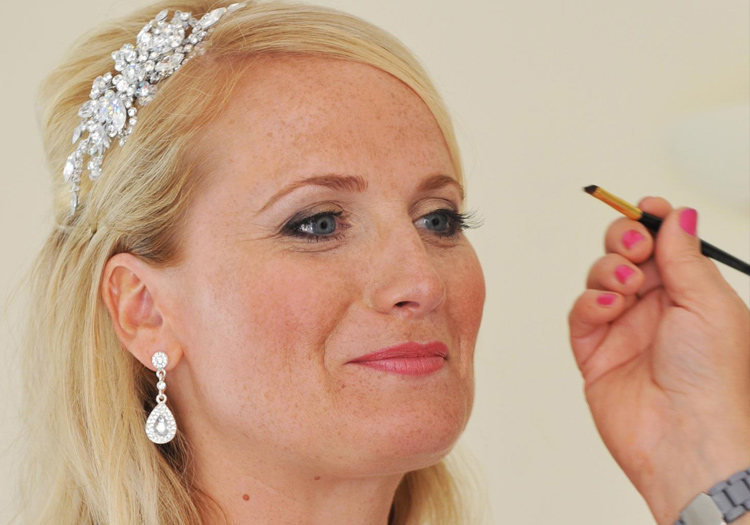 Mandy Ware make-up Artist,Makeup for weddings, Algarve, Potrugal