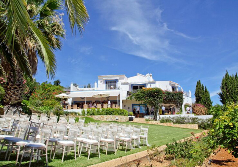 Wedding venues algarve marquees weddings in algarve for Boutique hotel faro portugal