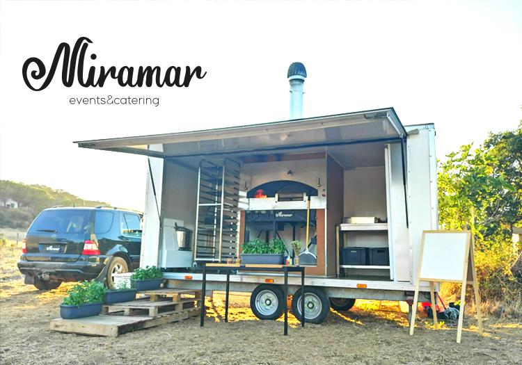 Miramar Pizza for Events, Algarve