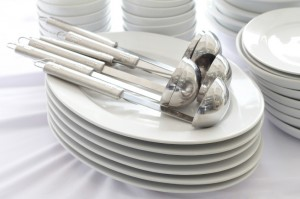 Plates and Utensils