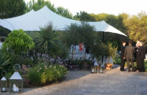 Marquee Hire for weddings & events in the Algarve, Portugal